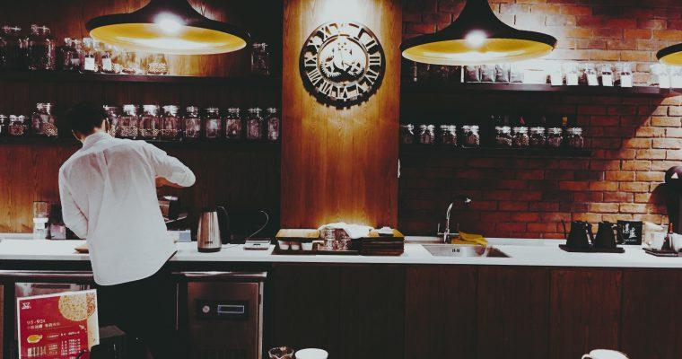 台北大安 湛盧咖啡沙龍 ,咖啡師親自為你找出最適合你的完美風味