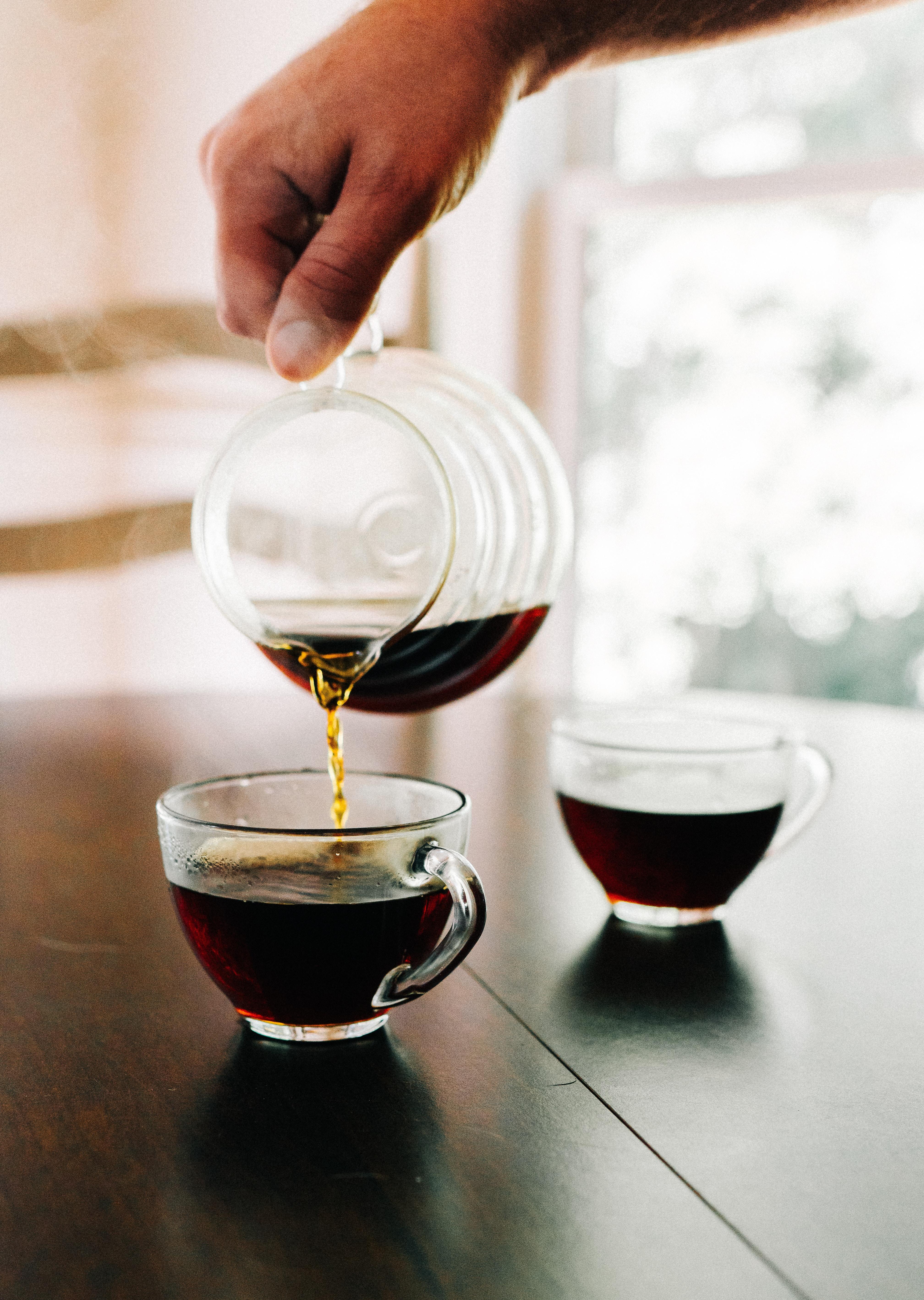 喝上一杯好咖啡