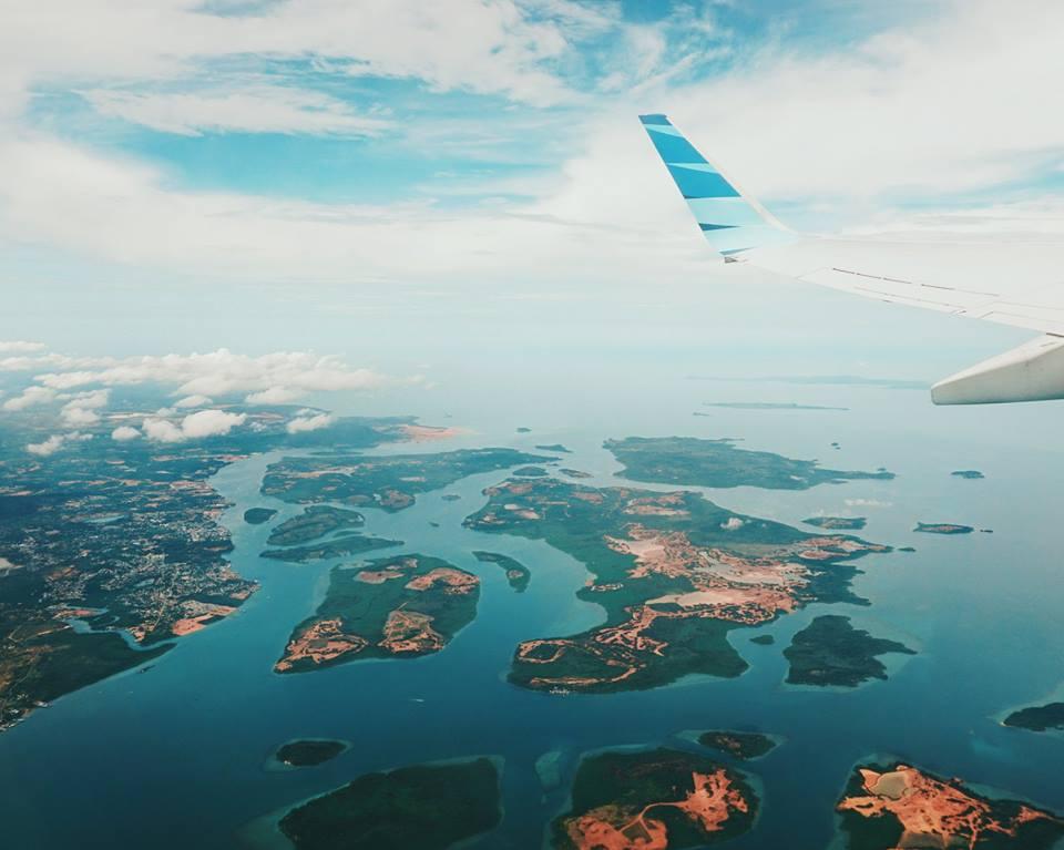 印尼是由無數島嶼組成 Photo by Yulia Agnis on Unsplash