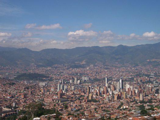 哥倫比亞咖啡大城之一