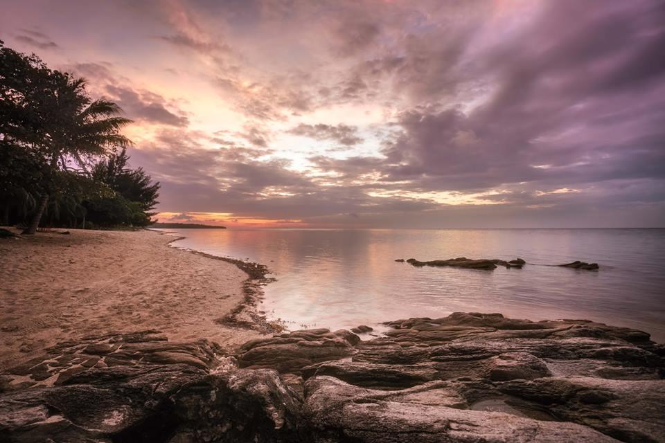 宏都拉斯海灘