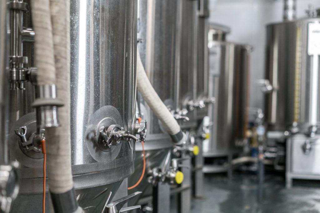 厭氧發酵處理法,不鏽鋼釀造桶-示意圖