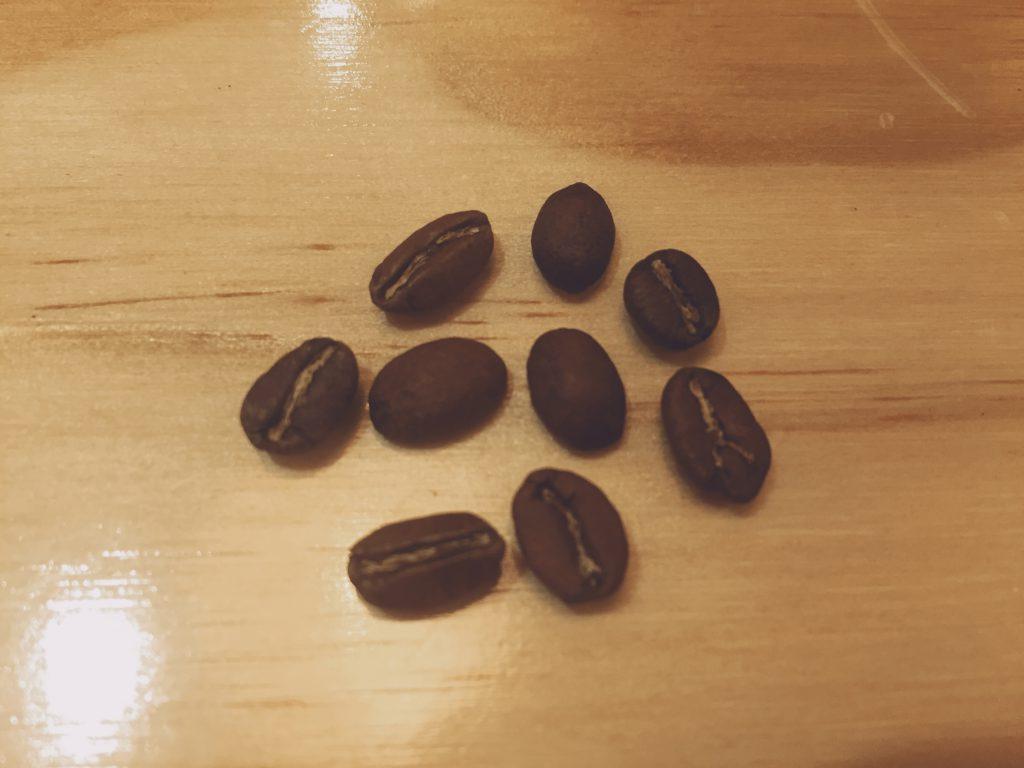 尖身波旁 咖啡豆