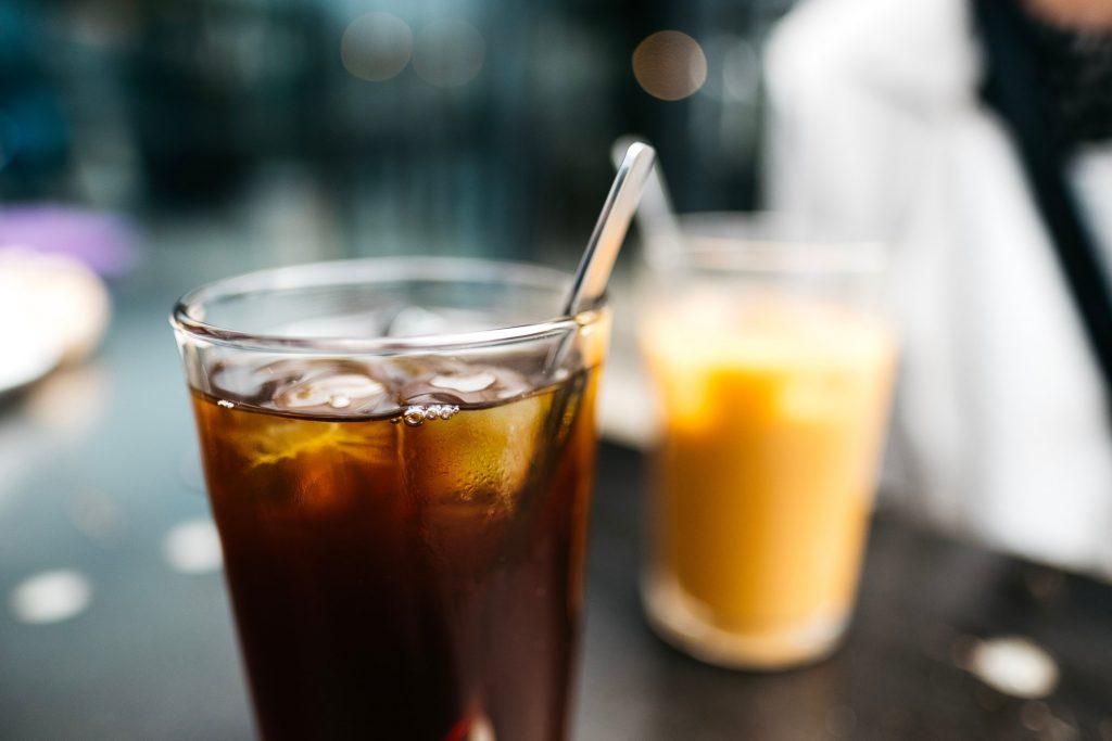 炎炎夏日,很適合來上一杯冷萃咖啡
