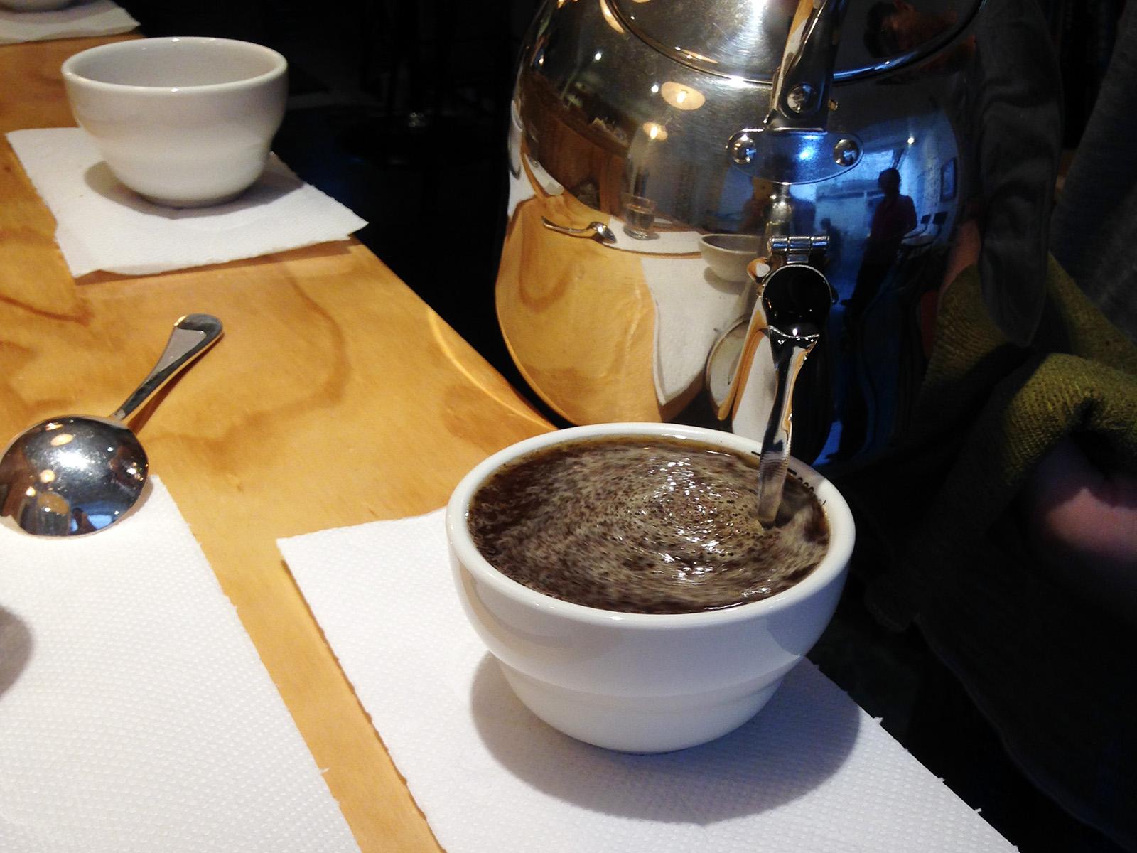 精品咖啡-杯測-濕香-咖啡市集-Coffee-Mart