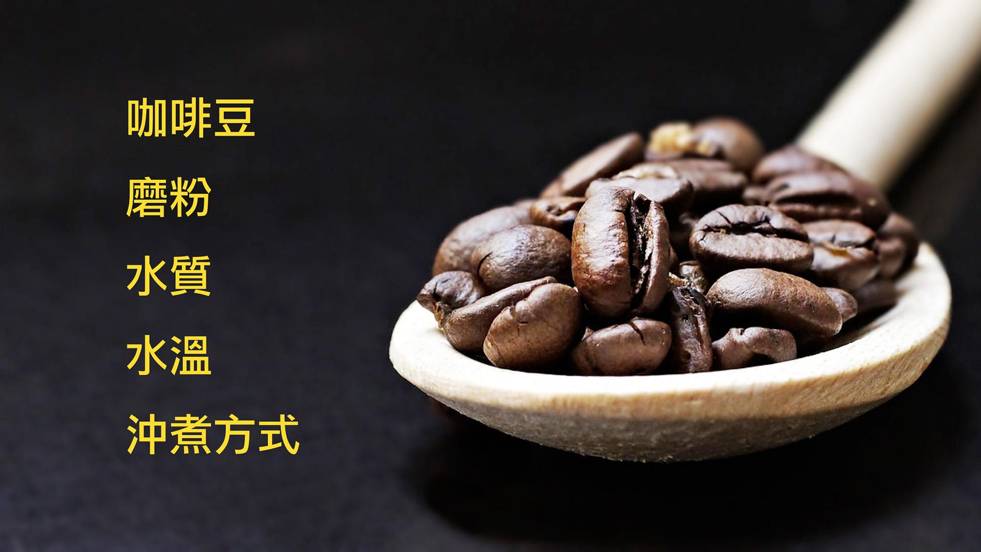 咖啡磨粉、手沖咖啡的過程中,到底發生了什麼事?
