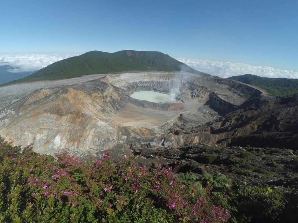哥斯大黎加-波阿斯火山-火山土壤-咖啡豆-咖啡櫻桃-咖啡市集-音樂家系列咖啡豆-台灣-香港-澳門