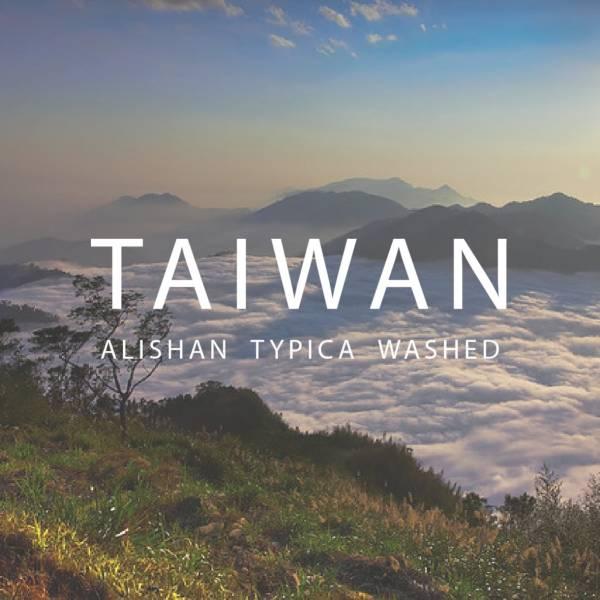 台灣 阿里山 鐵皮卡