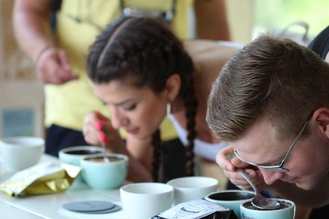 艾利達莊園-杯測-咖啡豆-Coffee-巴拿馬咖啡豆-精品咖啡豆