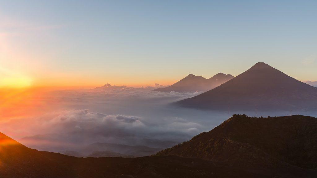 瓜地馬拉 火山 火山土壤 咖啡