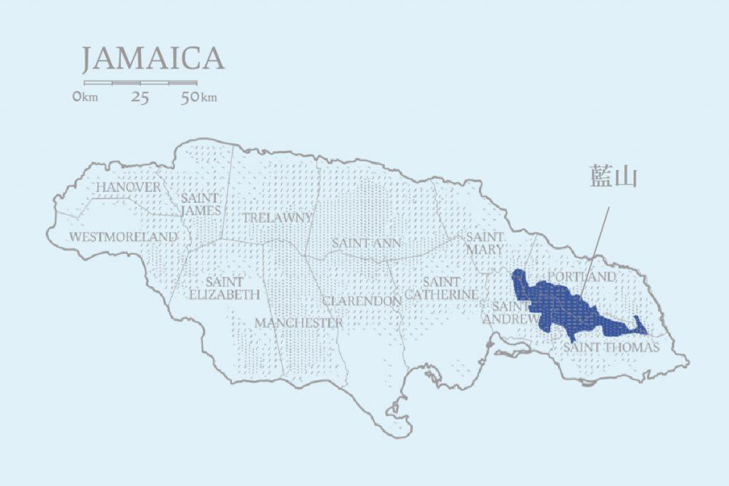 藍山咖啡,精品咖啡,牙買加,雅買加
